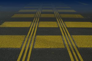 Line Striping Example 2