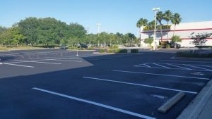 Line Striping Example 3