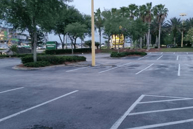Preparing Your Florida Asphalt Parking Lot for the HOT Summer Sun